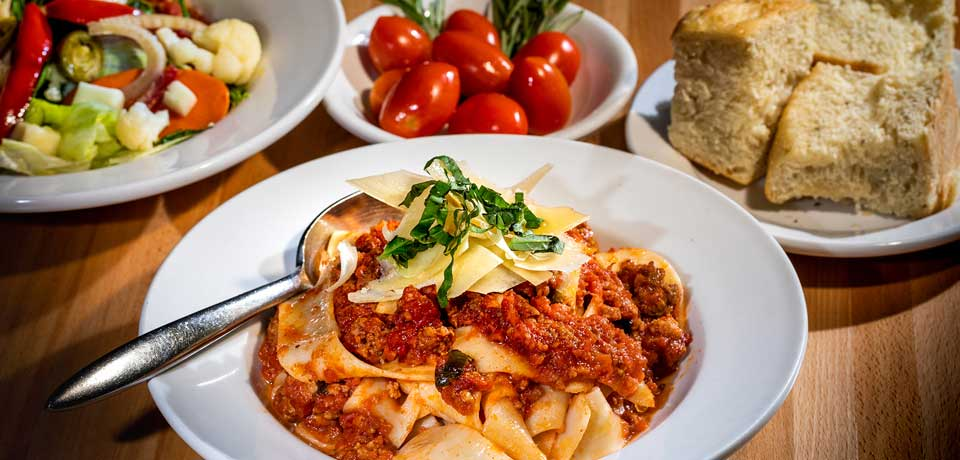 Colorado Springs Restaurant Red Gravy Best Lunch Pasta Meal photo